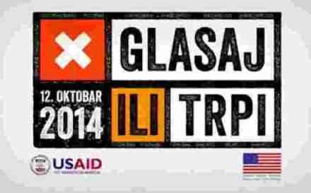 "Still from the USAID propaganda video - ""Vote or Suffer"""