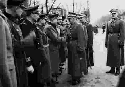 Polish guilt, handshake 1